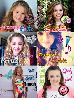 What do u think I am from Dance Moms! Please comment!