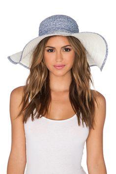 ale by alessandra La Jolla Hat in White