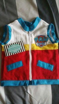 Ryder Paw Patrol vest