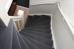 Afbeeldingsresultaat voor mooie vloerbedekking op trap