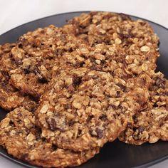 How to Make Chocolate Chunk and Walnut Oatmeal Cookies