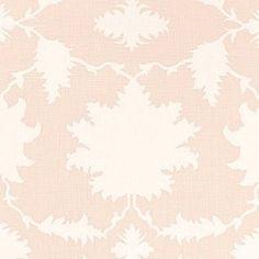 Mary Mcdonald  Schumacher Garden of Persia Blush Conch Fabric