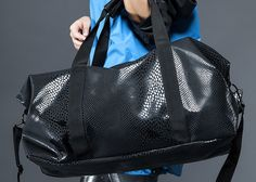 Tote your gym clothes in style. #GoodLooks