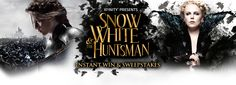 XFINITY® Presents - Snow White & The Huntsman Instant Win & Sweepstakes