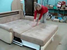 Folding Sofa Bed, Folding Furniture, Bed Furniture, Furniture Design, Sofa Cumbed, Art Deco Living Room, Sofa Bed Design, Apartment Bedroom Decor, Modular Sofa