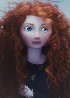 Merida from Brave. Disney Pixar, Merida Disney, Disney And Dreamworks, Disney Animation, Disney Magic, Disney Art, Brave Merida, Wallpaper Animes, Cartoon Wallpaper