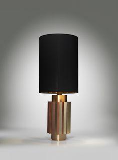 SHADOW TABLE LAMP | #LeeBroom #TableLamps