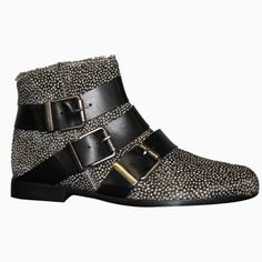 collection chaussures femmes hiver 2014. Kate negro blanco