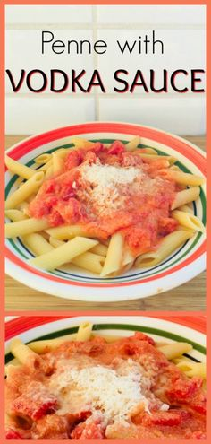 Simple but elegant Penne with Vodka Sauce is made with simple ingredients, slowly simmered together for an easy meal with delicious flavour! Penne Vodka Sauce, Cooking Onions, Anniversary Dinner, Best Chef, Sauce Recipes, Family Meals, Easy Meals, Yummy Food, Penne Pasta