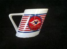 Disney Coffee Mug Cruise Line Inaugural 1998 Smoke Stack Mickey Mouse Discover | eBay