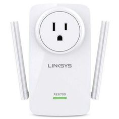 Linksys Ac1200 Db Db Wi-fi Range Extender & Wireless Bridge