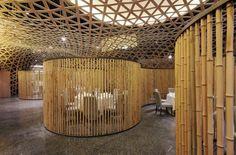 Bamboo Resaurant, Hangzhou, China