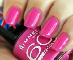 Rimmel London Pink A Boo (Received as a gift from Samaria)