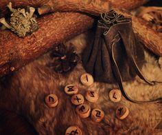 Fortune Telling with runes.