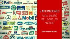 5 aplicaciones para diseño de logos en Android Old Navy, Android Apps, Bullet Journal