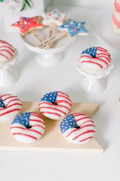 4th Of July Desserts, Fourth Of July Food, 4th Of July Party, July 4th, Red And White Outfits, Bastille Day, Let Freedom Ring, 4th Of July Decorations, Heart Balloons