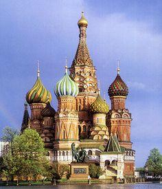 Love Russian architecture