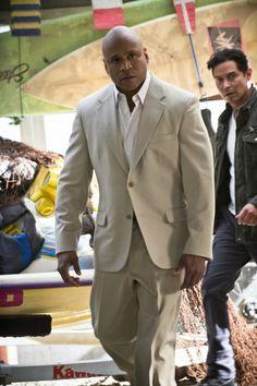 "LL COOL J as Special Agent Sam Hanna NCIS : LA  ""Unspoken"" (Season 7, Episode 6)"