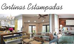 Casa Sem Rótulos, como usar estampas na decoração, estampas, combinar estampas, cortinas estampadas, cortinas decoração
