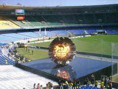 Pira Olímpica - Rio 2007 Olympic Venues, Olympics, Hockey, Fair Grounds, Rio De Janeiro, Hs Sports, Brazil, Culture, Field Hockey