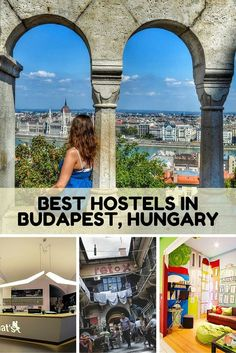 The Best Hostels in Budapest: Hungary's capital, Budapest, is really making a name for itself as a backpacker destination. Budget travelers and backpackers looking for a hostel in Budapest have plenty to choose from, including everything from rowdy establishments to ones with quite and relaxing settings. Here are our picks of the Best Hostels in Budapest, Hungary.