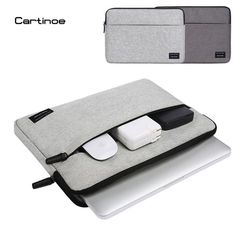 case Laptop Sleeve for Macbook air pro pouch, 2017 Fashion Cartinoe Laptop Bag,  bag for Lenovo Dell HP 11 12 13 14 15.6 inch bag