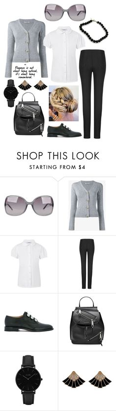 """Untitled #2344"" by mountain-girl-lynn ❤ liked on Polyvore featuring Versace, Miu Miu, George, Alexander Wang, Marc Jacobs, CLUSE, Tiffany & Co. and wwaw"