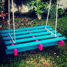#swing #pallet