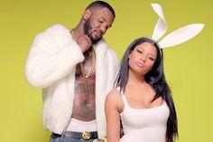 Video Premiere: Nicki Minaj - Pills N Potions (starring The Game)