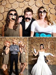 pinterest photo booth ideas | Photo Booth Ideas / http://fabgabblog.com/?s=photo+booth