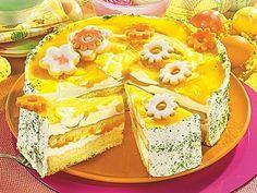 Ein herrliches Farbspiel (Mango Dessert Recipes)
