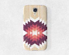 #Geometric #Samsung #Galaxy #s4 #Case #Wood Samsung Galaxy by #caselike, $22.00