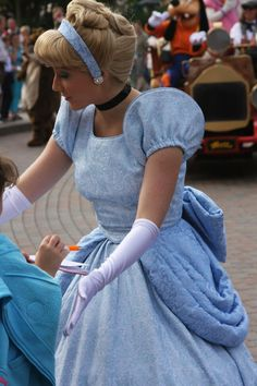 Cinderella only appeared the one time in 10 days.