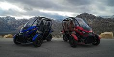 Arcimoto | The Everyday Electric