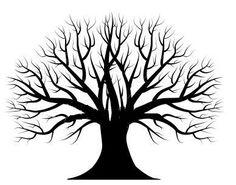 ideas for tree silhouette art stencil tattoo ideas Silhouette Clip Art, Tree Silhouette, Silhouette Images, Tree Templates, Halloween Silhouettes, Bare Tree, Metal Tree Wall Art, Tree Patterns, Trendy Tree