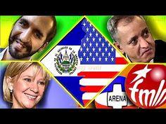 El Salvador Desprecia Estados Unidos-denuncian Nayib Bukele-FMLN-Tony Sa...