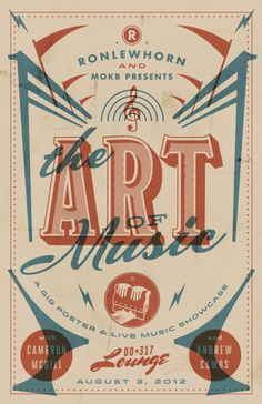 Artofmusic Just like the style/feel of this as inspiration for menues etc?