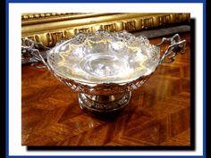 Hoy Publicamos: Antigua Plateria Francesa de Colección - Diseño Art - Nouveau.-