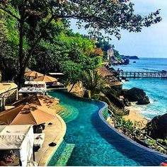 """Ayana Resort , Bali.. 📷 via @earth.is.paradise ° °@earth.is.paradise ° #nature #naturelovers #sand #indonesia #ayana #bali #ayanaresort #crystal #sunset #atardecer #vacations #awesome #naturaleza #hotel #luxury #pool #ceo #empire #increible #wonderful #enjoy #travelgram #travel #travelling #adventure #explore #enjoy #sun #hot"" by @earth.is.paradise. #fslc #followshoutoutlikecomment #TagsForLikesFSLC #TagsForLikesApp #follow #shoutout #followme #comment #TagsForLikes #f4f #s4s #l4l #c4c…"