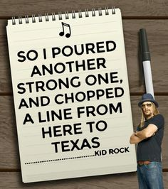 Kid Rock Quotes, Only God Knows Why, Lyrics, Singer, Group Photos, Feelings, My Favorite Things, My Love, Baby Baby