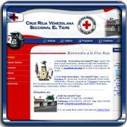 Organización:   Cruz Roja El Tigre;   Ubicación:   El Tigre;   Enlace:   http://www.cruzrojaeltigre.org.ve;   Segmento:  Salud y Bienestar Social;   Año:   2004;