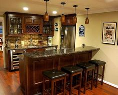 Best 25+ Finished Basement Bars Ideas On Pinterest | Basement Bars .