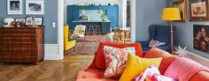 Elsker dette huset, avbildet i sköna hem
