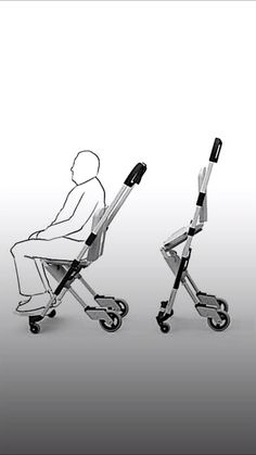 This uniquely designed multi-functional scoop stretcher can transform into a lightweight wheel chair in seconds. Meet the 'Multi Scoop Pro'. Latest Gadgets, New Gadgets, Recent Technology, Wheelchair Accessories, Creative Inventions, Cool Gadgets To Buy, Cute Puppy Videos, Cool Chairs, Things To Buy