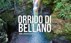 L'orrido di Bellano è una gola naturale spettacolare, percorribile grazie a passerelle sospese fissate alle rocce. Si trova sul Lago di Como ed è davvero imperdibile.
