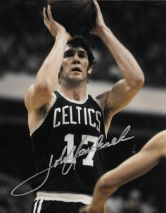 John Havlicek Boston Celtics signed autographed 8 x 10 Photo - Near Mint Condition - COA -- Awesome products selected by Anna Churchill