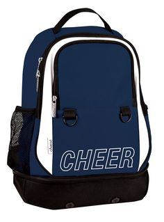 Surpass your goals with the Challenger Backpack. With a look and bottom shoe compartment, you'll be ready for anything. Cheer Backpack, Sling Backpack, Cheerleading Outfits, Vintage Fashion Photography, Your Shoes, Travel Bags, Backpacks, Cheer Bags, Pocket