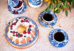 Receita de bolo de coco com cobertura de chocolate branco – O Chef e a Chata
