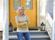 Ravelry: Solskinn pattern by Hilde Morseth Needles Sizes, Wool Yarn, Ravelry, Men Sweater, Pullover, Stitch, Knitting, Sweaters, Pattern