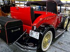 1929 Graham-Paige Model 612 Vintage Automobile